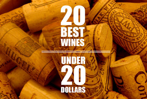 cheap wines - 20 wines under $20