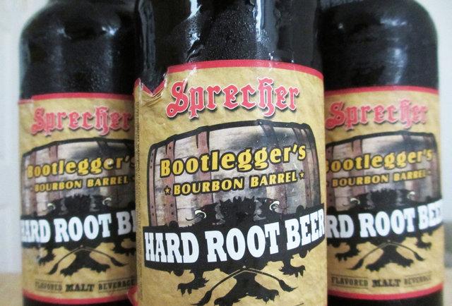 Taste-testing Sprecher\'s boozy bourbon root beer