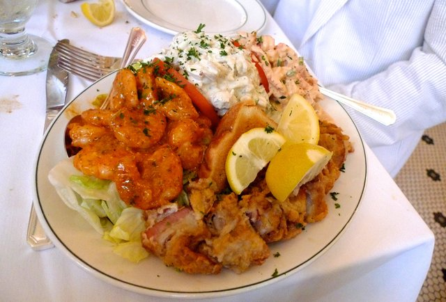 The biggest meals in New Orleans