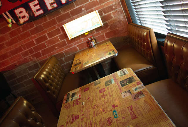 A little redecorating for a Henderson tavern