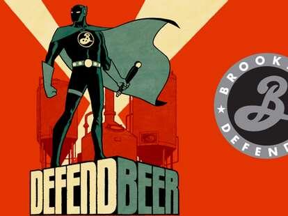 Brooklyn Defender NY Comic Con 2013