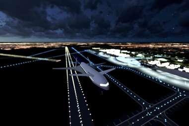 Houston Spaceport artist's renderings.