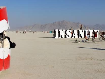 Fest300 Burning Man