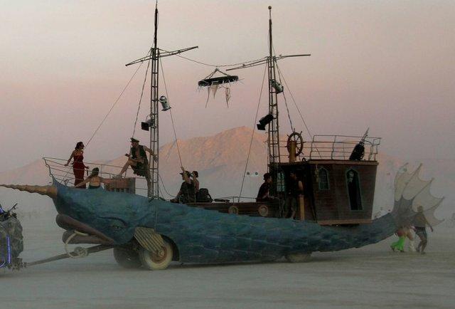 Burning Man 2013: In pics