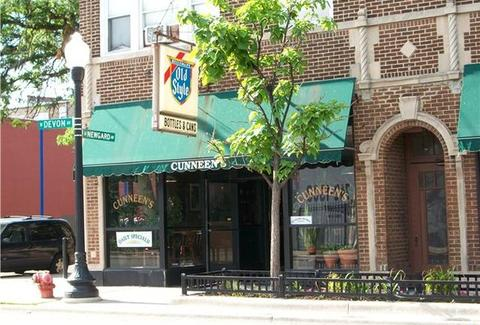 cunneen's chicago rogers park bar