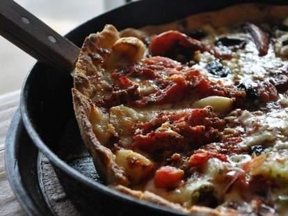 Otto Pizza -- London