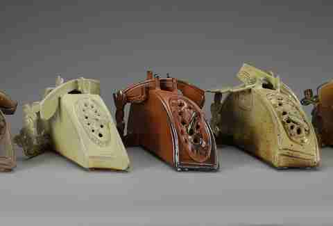 Trippy phones from Bari Ziperstein
