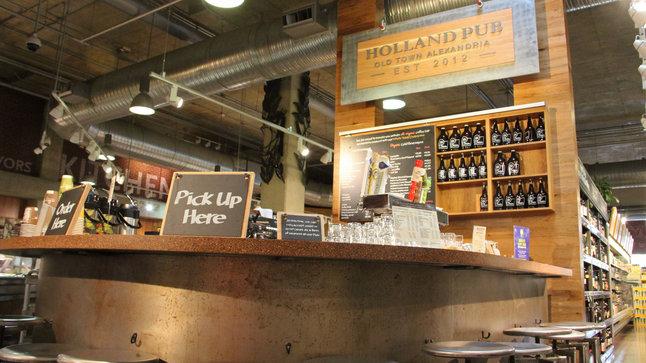 Whole Foods Alexandria Beer List