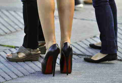 8 reasons jail abroad Heels