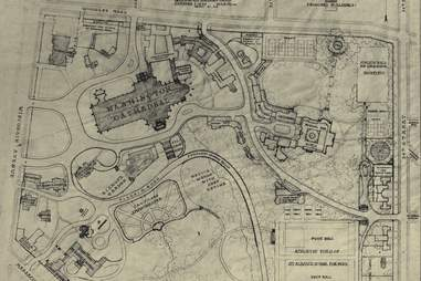 The L'Enfant & McMillan Plans
