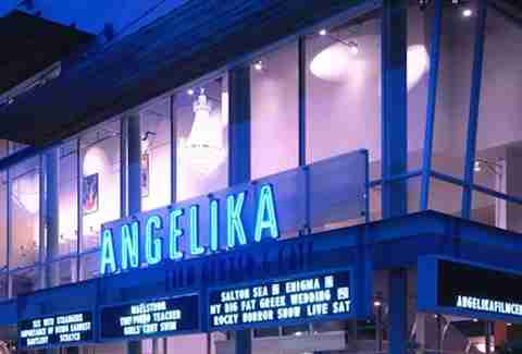 The Angelika exterior