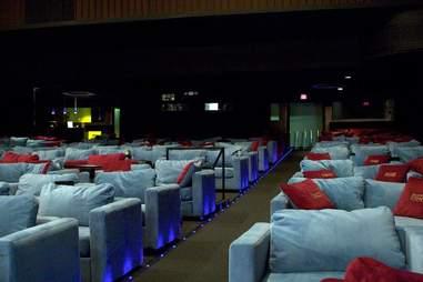 Inwood Theatre interior