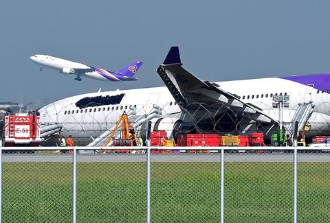 thai airways crash