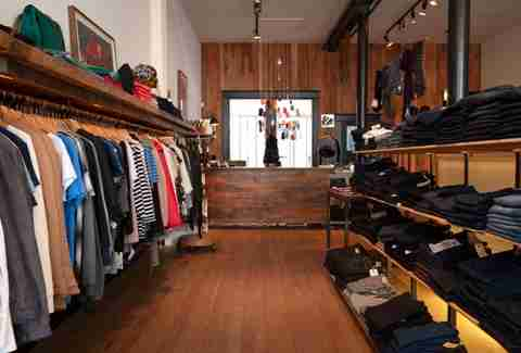 The A-B Fits store
