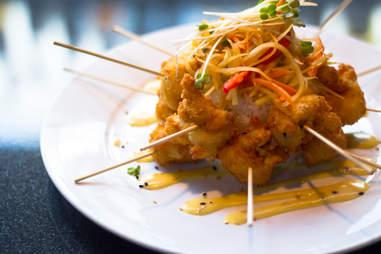 Panko Fried Lobster Bites, Strip - Atlanta