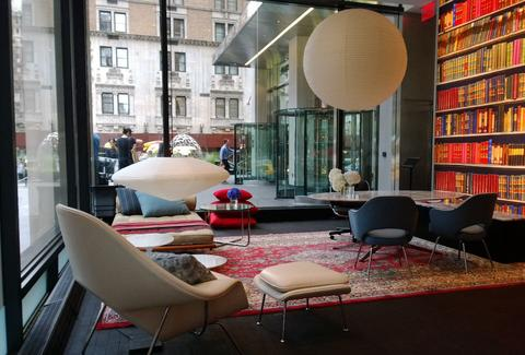 Knoll Home Design Shop: A Midtown, New York Venue.