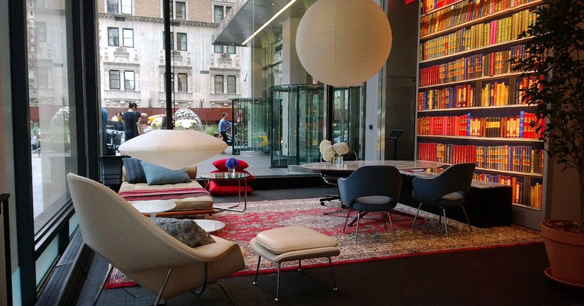 Knoll Home Design Shop: Venue.