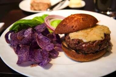 Gramercy Tavern - The Burger - NYC