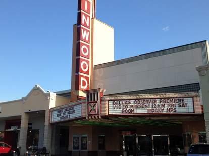 Inwood Theatre exterior