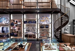 Shinola Flagship Tribeca