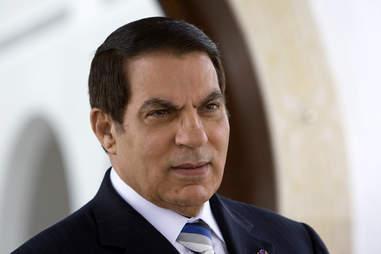 Zine Abidine Ben-Ali