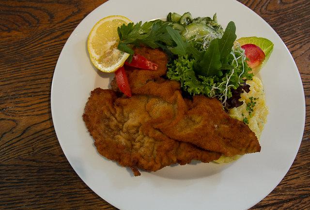 Berlin\'s seven greatest schnitzels