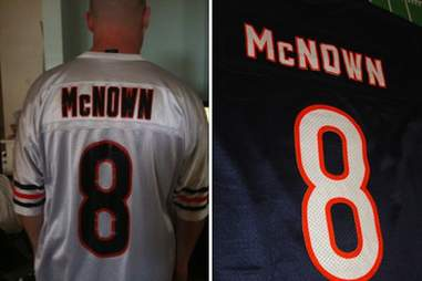 Cade McNown Jersey