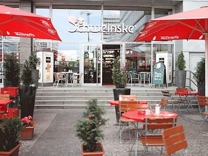 Schweinske: A Berlin, null Restaurant - Thrillist