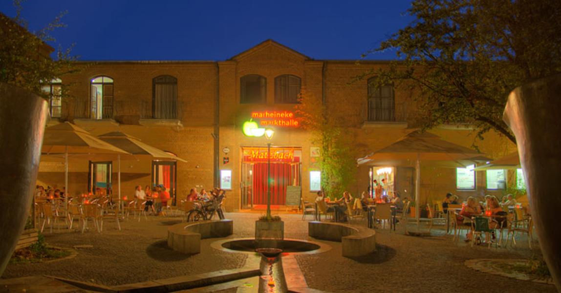 Matzbach: A Berlin, null Restaurant - Thrillist