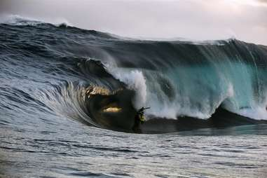 big wave in australia