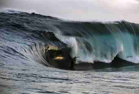 big wave in australia