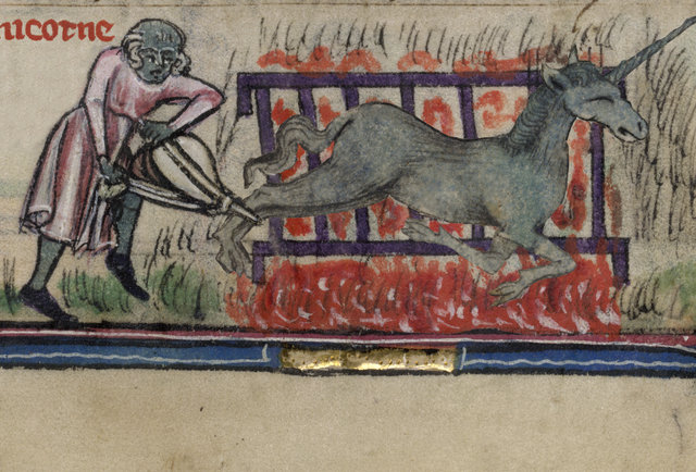 Unearthed medieval cookbook teaches you how to roast unicorn