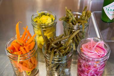 SPORT Pickled Veg