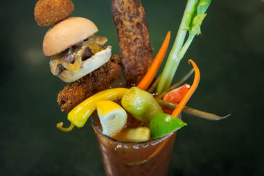SPORT Ultimate Bloody Mary