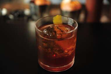 Immortal Marigold cocktail at Acorn