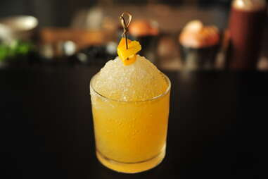 SOAS cocktail at Acorn