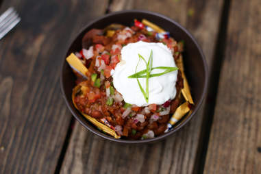 Yellow Jacket Social Club Frito Pie