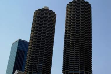 The Marina Towers