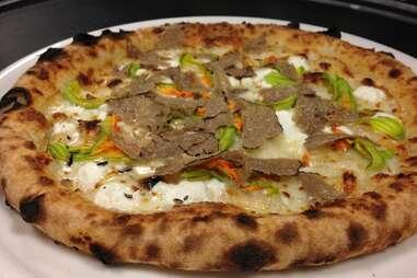Black Truffle Pizza, Cecconi's