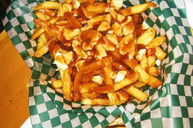 Utopia Cafe poutine