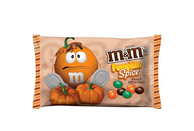 Pumpkin Spice M&Ms mean it\'s officially Fall, and there\'s nothing you can do about it