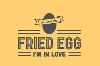 Fried Egg I'm In Love