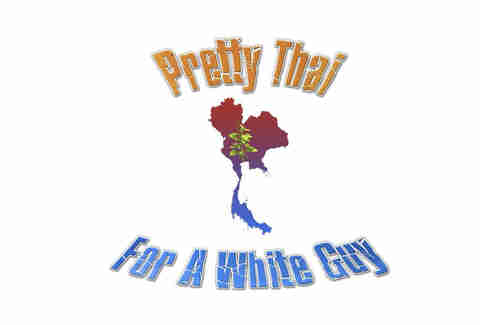 Pretty Thai For A White Guy logo