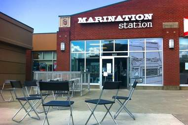 Marination Station Seattle