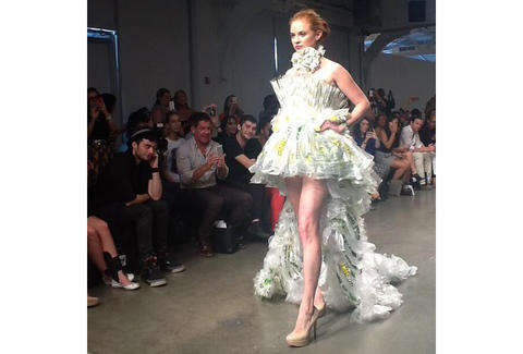 Project Subway NY Fashion Week Danilo Gabrielli