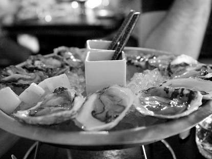 Oysters at GT