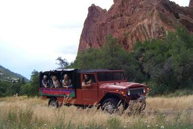 Rocky Mountain Rush Tours