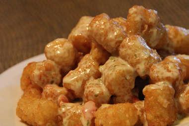 Cheesy-Cheese Goo from The Vortex - Atlanta
