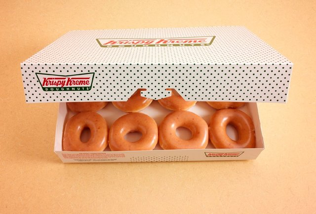 If you act like a pirate this Thursday, Sept 19, you will get free Krispy Kremes