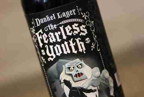 Grimm Brothers Brewhouse's Fearless Youth